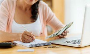 Ведем домашнюю бухгалтерию
