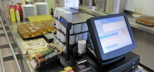Автоматизация столовой