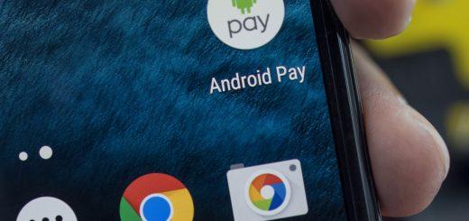 О системе оплаты Android Pay