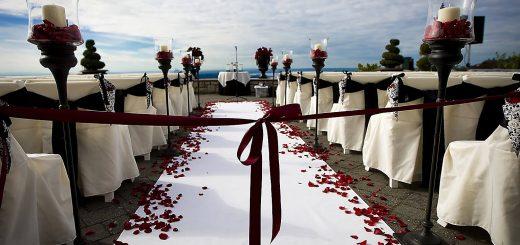 Организация выездной свадьбы