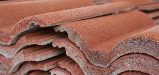 Покупаем стройматериалы: цементно-песчаная черепица
