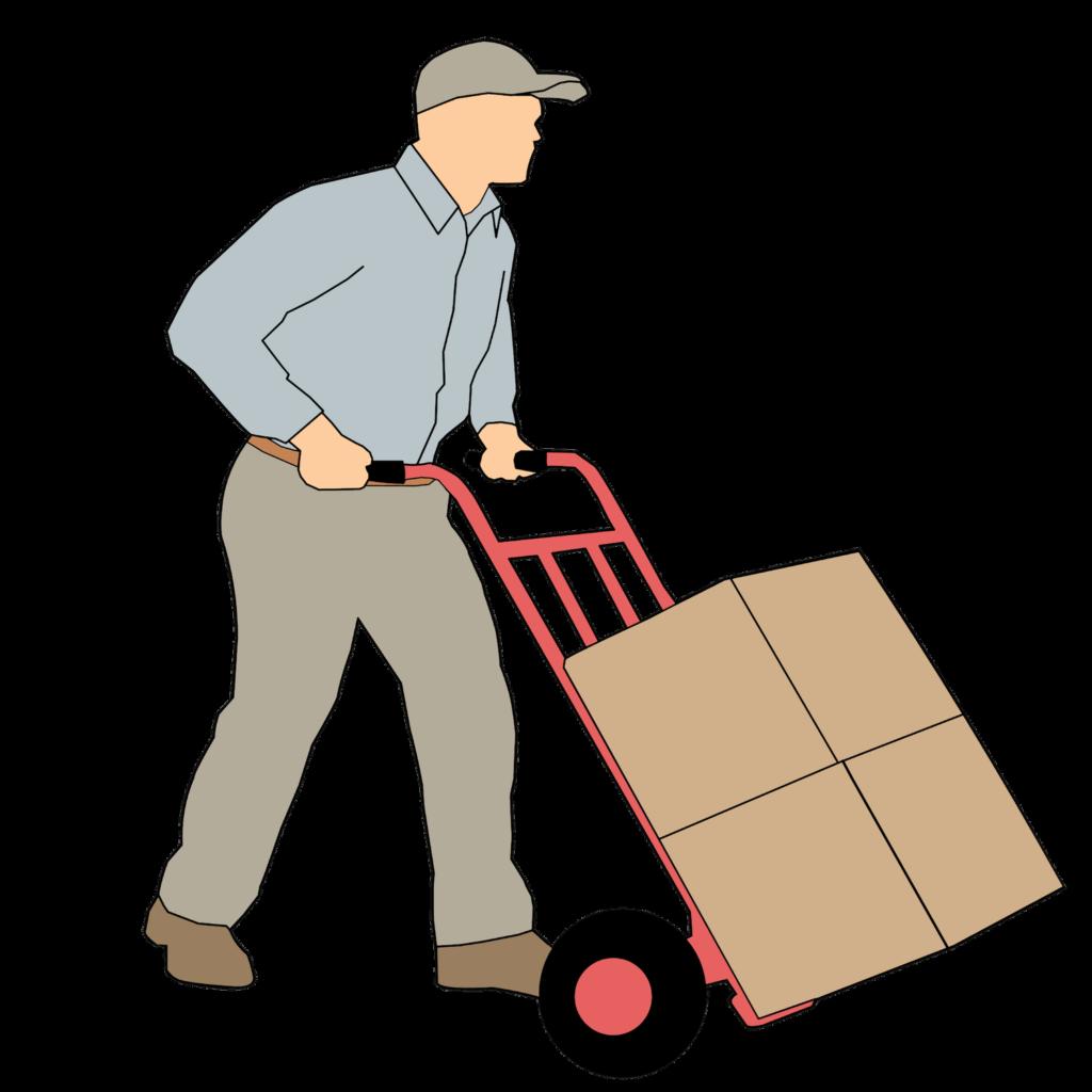 Перевозка небольших грузов