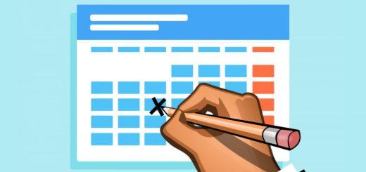 Календари и визитки онлайн