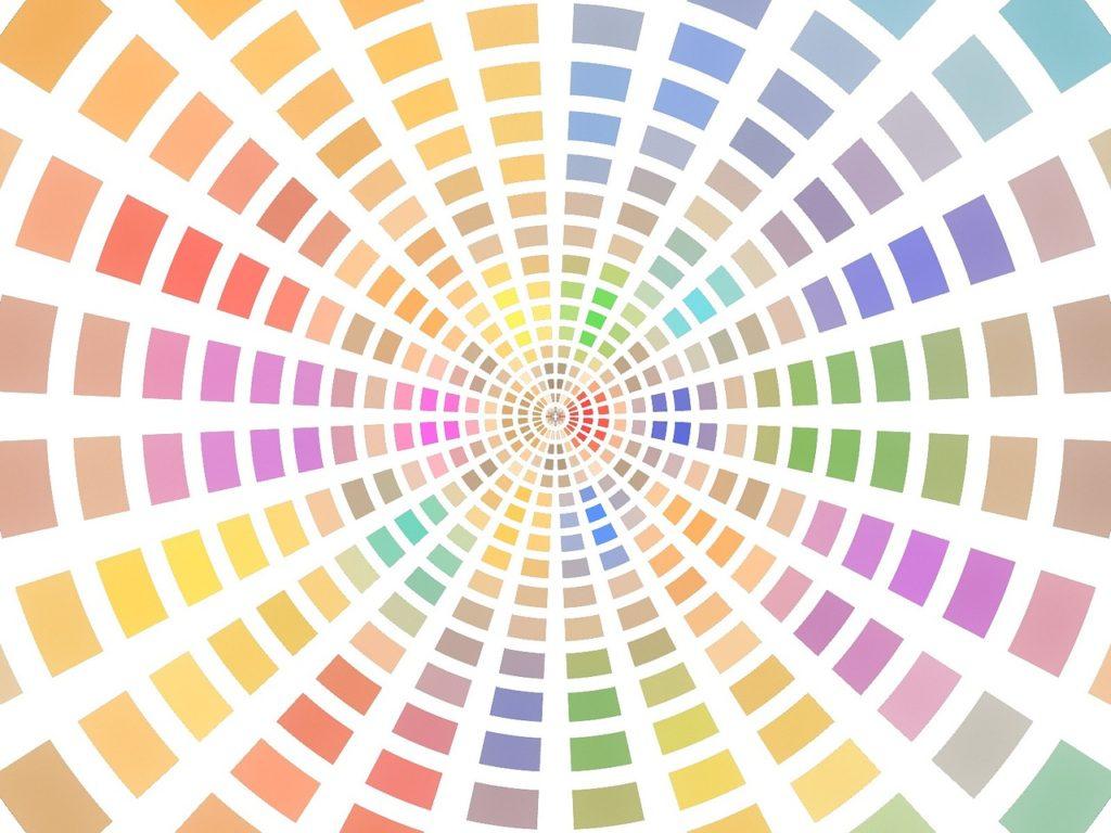 Цветовая гамма для сайта