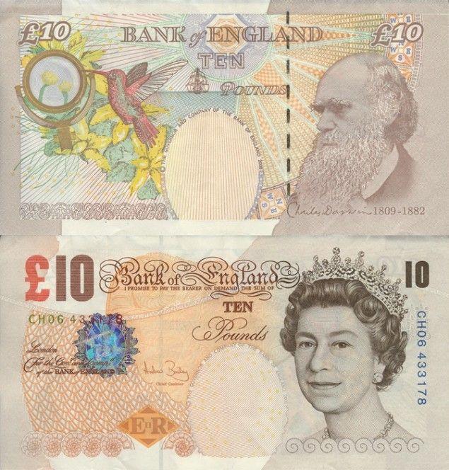 Виды валют. Английский фунт стерлингов