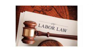 Английское трудовое право