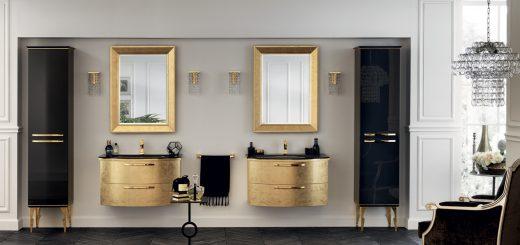 Элитная мебель в ванной комнате